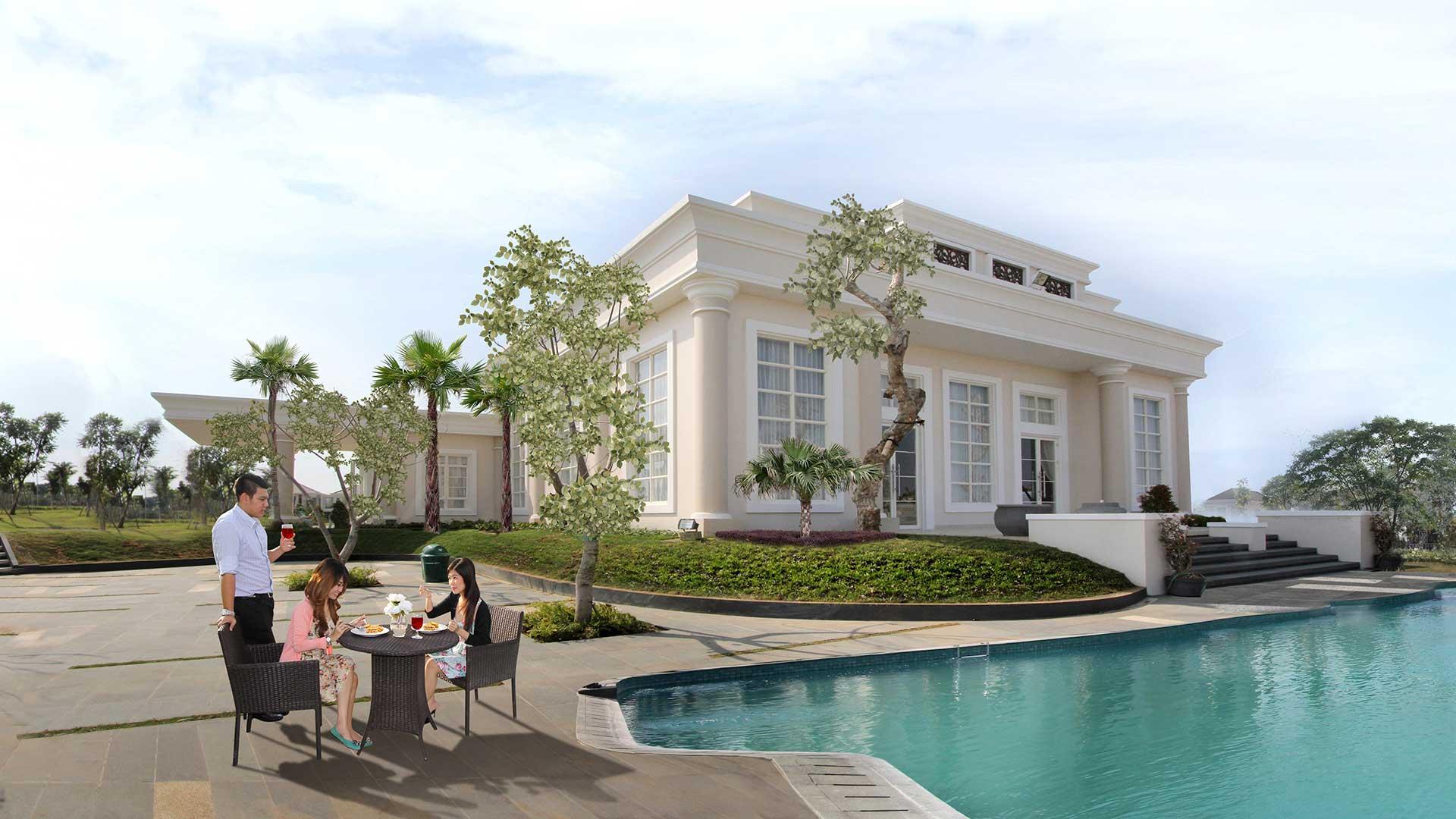Pakuwon City Club House