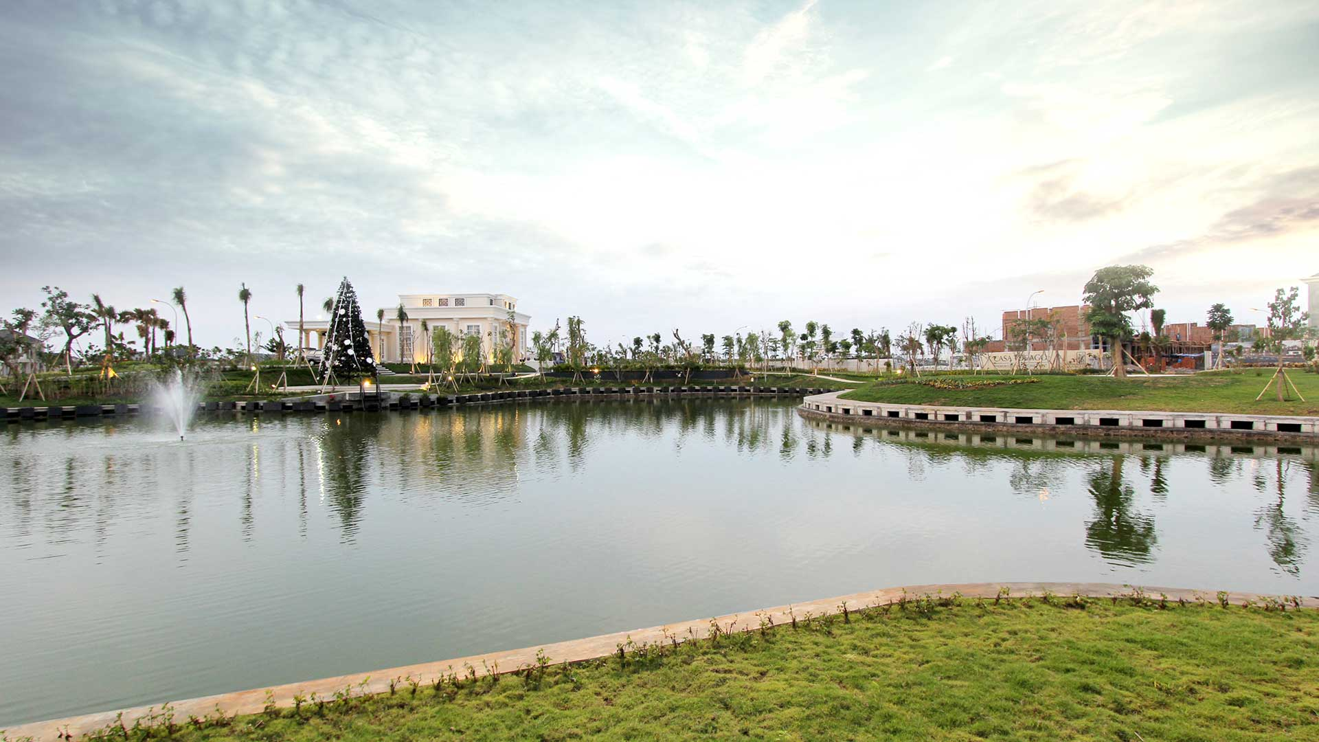 Pakuwon City Environment